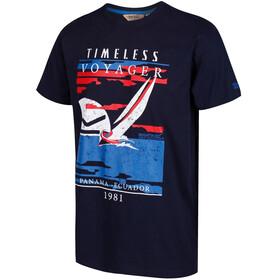 Regatta Cline III T-Shirt Men Navy